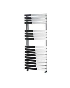 Warmbase Bergean 500 x 788mm Slightly Curved Chrome Radiator