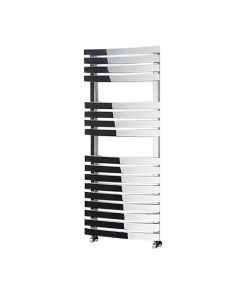 Warmbase Bergean 500 x 1500mm Slightly Curved Chrome Radiator