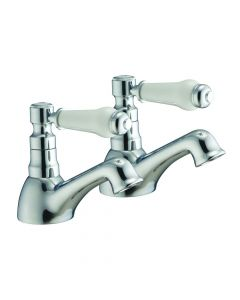 Synergy Henbury KB Lever Bath Taps