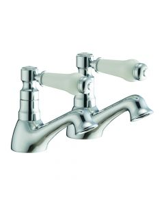 Synergy Henbury KB Lever Basin Taps