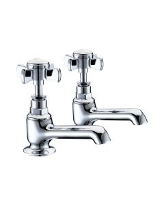 Synergy Henbury KC Cross Basin Taps
