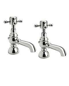 Synergy Henbury KF Ball Bath Taps