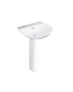 Synergy Lyon 550mm 1 Tap Hole Basin