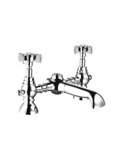 Synergy Henbury WG Chrome Bath Filler